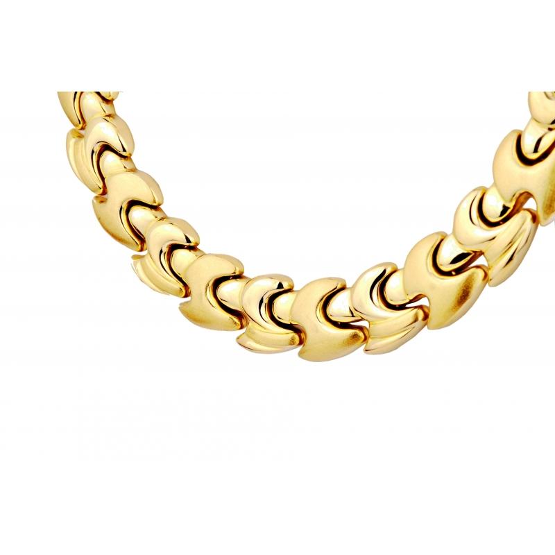 """Naszyjnik Złoty """"Kleopatra"""""""