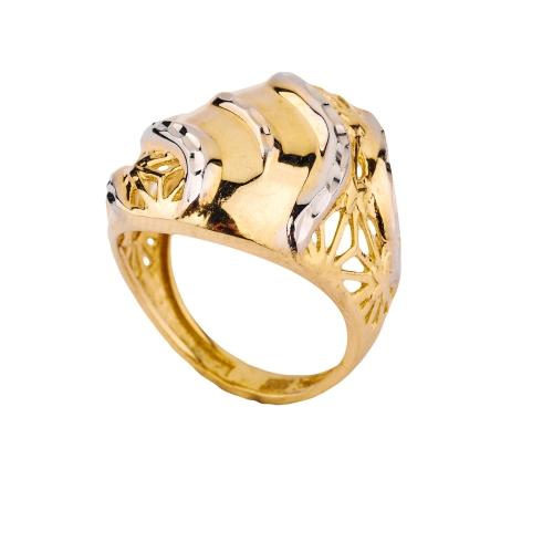 Pierścionek złoty  585