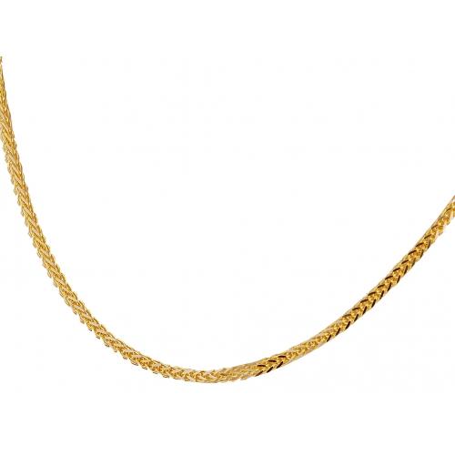 Łańcuszek złoty KŁOS