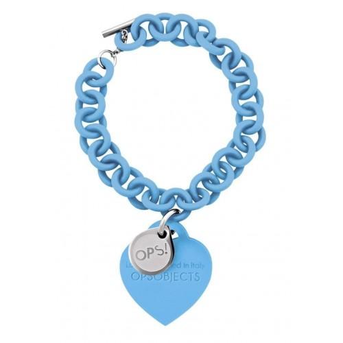 Bransoletka Ops!Love niebieska