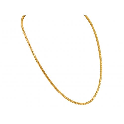 Łańcuszek złoty LINKA
