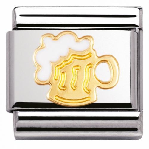 Link NOMINATION złoto 750