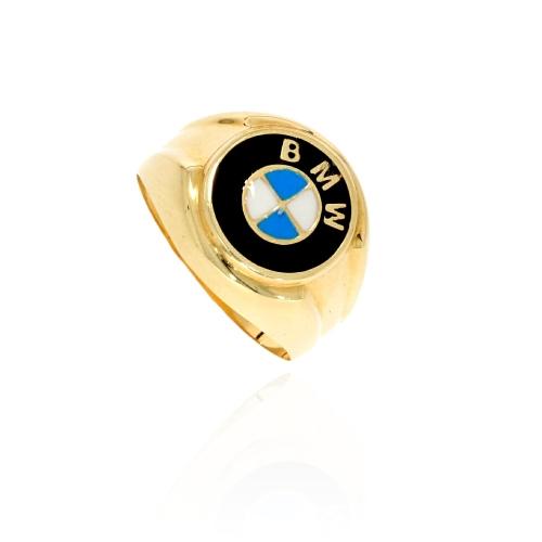Sygnet BMW 585 emalia