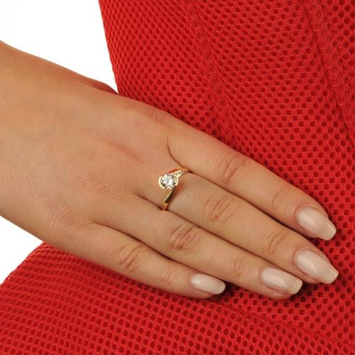 Pierścionek zaręczynowy tradycyjny!
