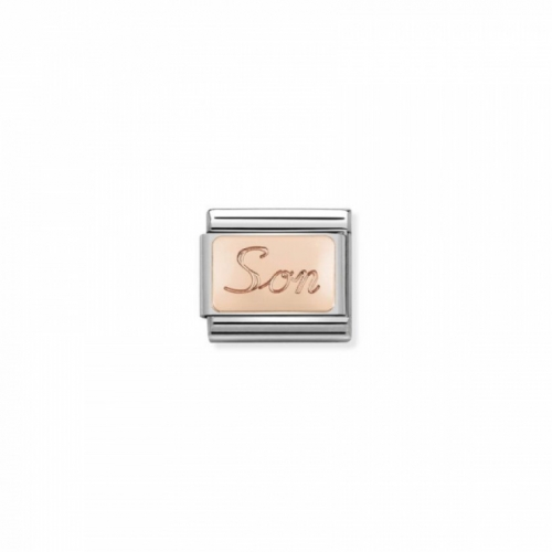 Link NOMINATION złoto różowe 375