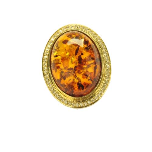 Amber & Gold